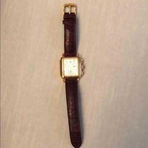 Michele Accessories - Michele Deco Watch